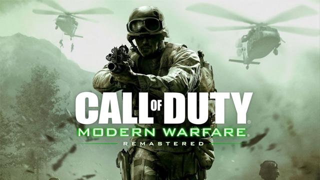 Modern Warfare Remastered Ne Sera Pas Vendu Séparément DInfinite Warfare