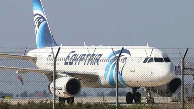 Morning News: ce que l'on sait du crash de l'avion d'EgyptAir