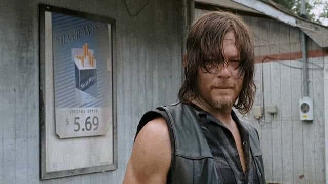 The Walking Dead Saison 7: Norman Reedus (Daryl) aperçu sur le tournage!