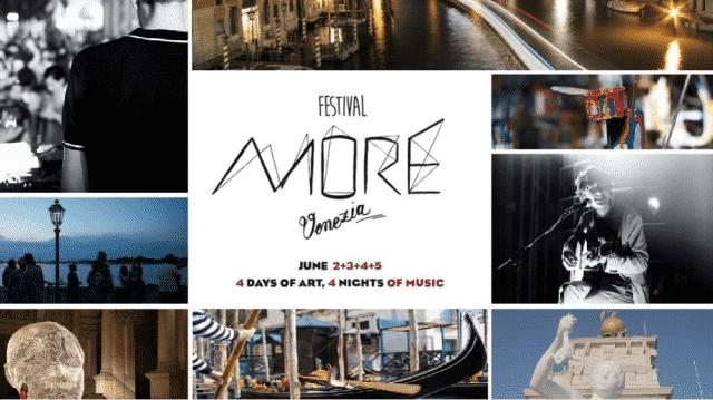 Venezia More Festival 2016 il investit une nouvelle fois Venise !
