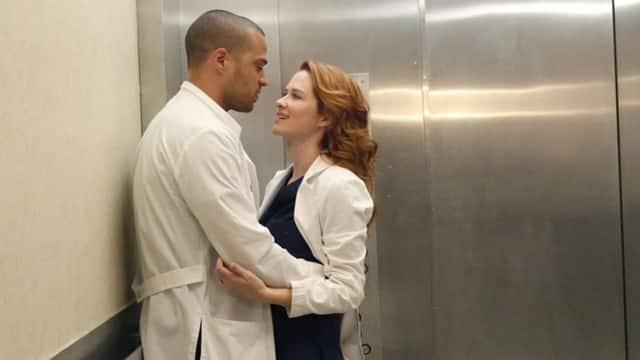 Grey's Anatomy Saison 12: April et Jackson, enfin heureux dans l'épisode final !