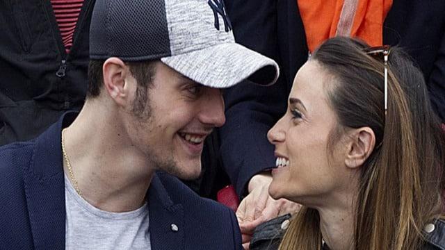 Capucine Anav et Louis Sarkozy en amoureux à Rolland Garros !