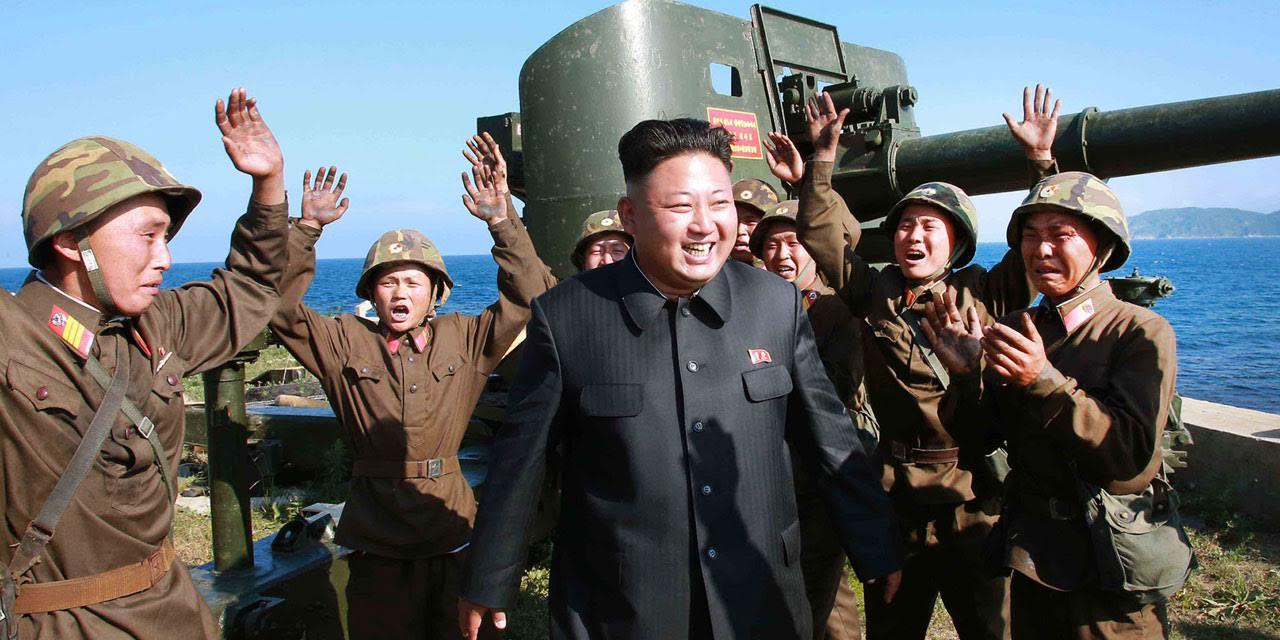 Corée du Nord : Kim Jong-Un affirme pouvoir détruire une base américaine