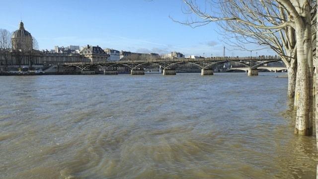 Inondation: le Louvre doit vider toutes ses collections classées en zone inondable