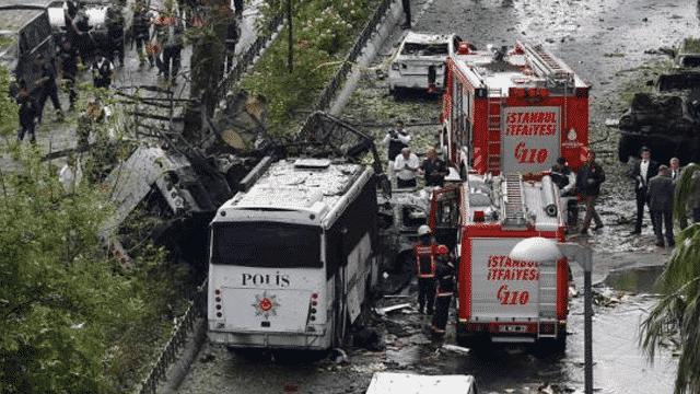 Morning News: une explosion dans la capitale de la Turquie, un incendie fait 5 morts en Seine-Saint-Denis et Stephen Curry, le meilleur joueur de NBA, déclare forfait pour les Jeux Olympiques de Rio