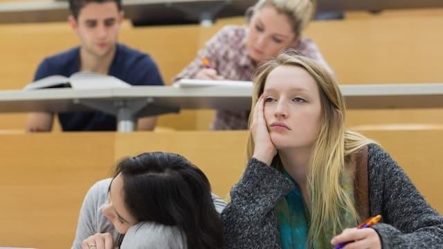 Santé : un quart des étudiants de médecine doivent se faire soigner