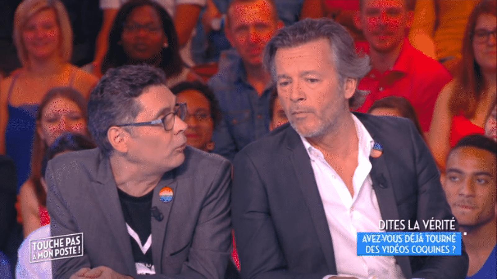 TPMP: Jean-Michel Maire avoue avoir déjà fait une sextape !