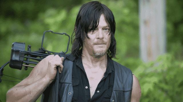 """The Walking Dead Saison 7: Norman Reedus (Daryl) promet """"un nouveau monde""""!"""