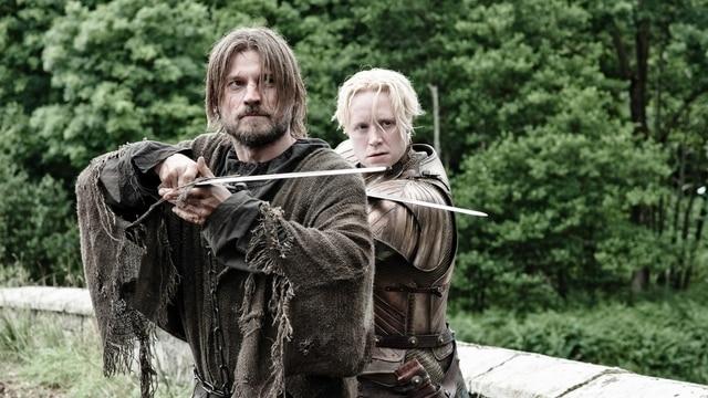 Game Of Thrones Saison 6: Un Spin off avec Jaime et Brienne ?