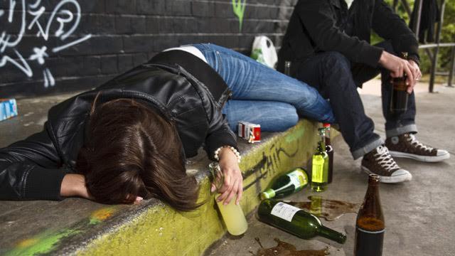 Etudiants - alcool, alimentation, les jeunes s'inquiètent