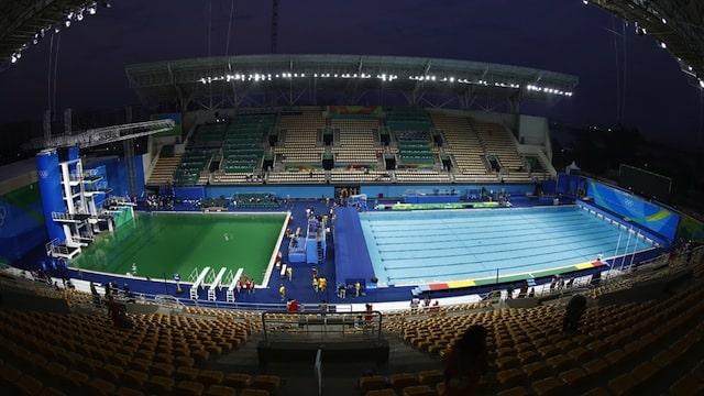 Ce qu'il faut retenir de l'actualité du jeudi 11 août 2016: on sait pourquoi l'eau de la piscine de Rio 2016 est verte, la fédération de natation française pointée du doigt et l'incroyable histoire du chat disparu