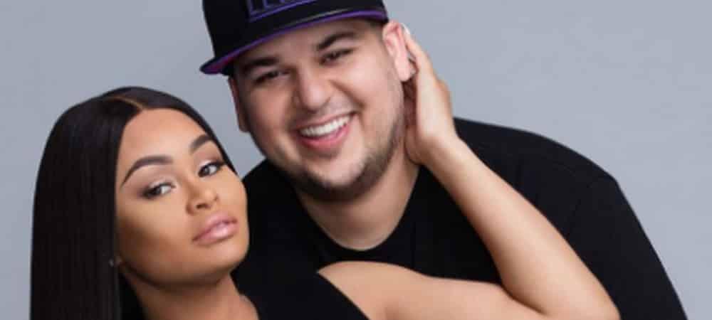 Blac Chyna et Rob Kardashian: On connaît enfin le sexe du bébé !
