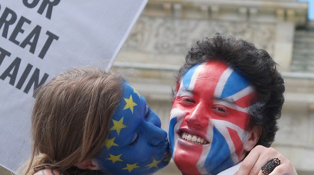 Université: les premiers symptômes du Brexit se ressentent chez les étudiants