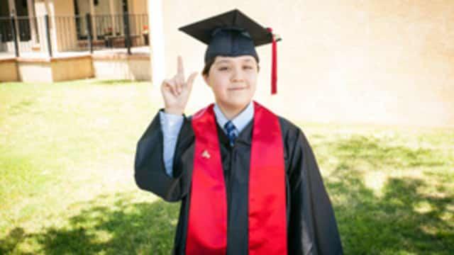Université: un jeune surdoué de douze ans intègre une prestigieuse faculté
