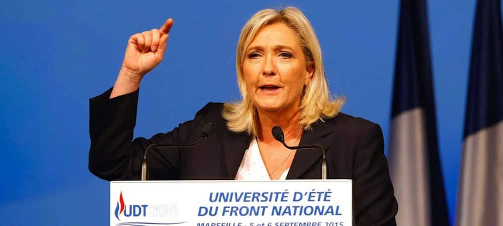 Marine Le Pen va être obligé de se gauchiser face à François Fillon