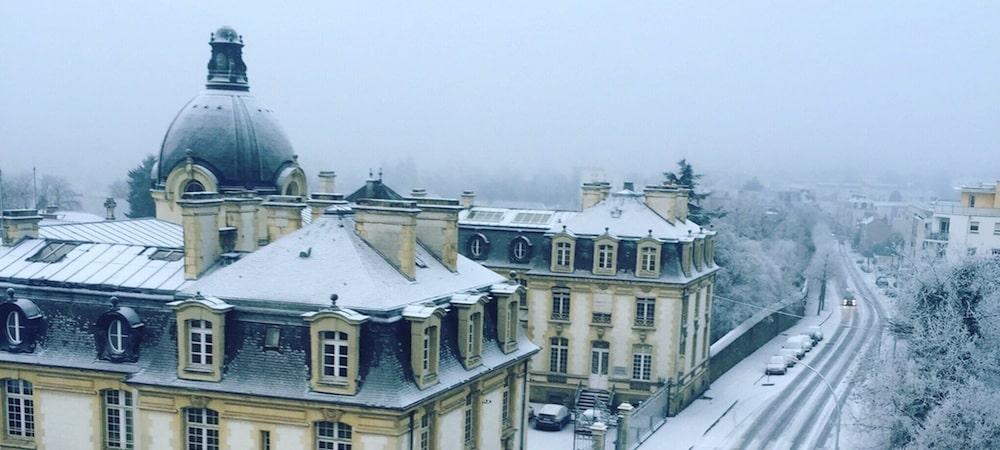 Météo: La moitié de la France en vigilance jaune pour neige et verglas