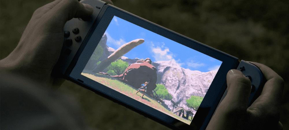 Nintendo Switch: date de sortie, prix et dernières infos sur la console