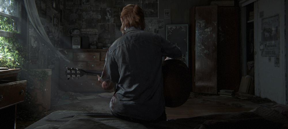 The Last Of Us Part II Elie Sans Joël ?