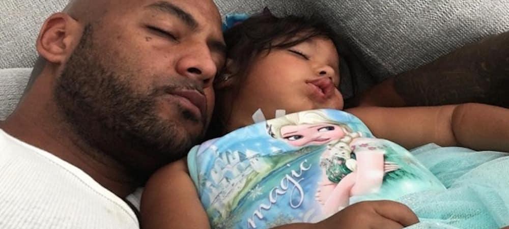 Booba: il dévoile une vidéo adorable de sa fille Luna sur Instagram !
