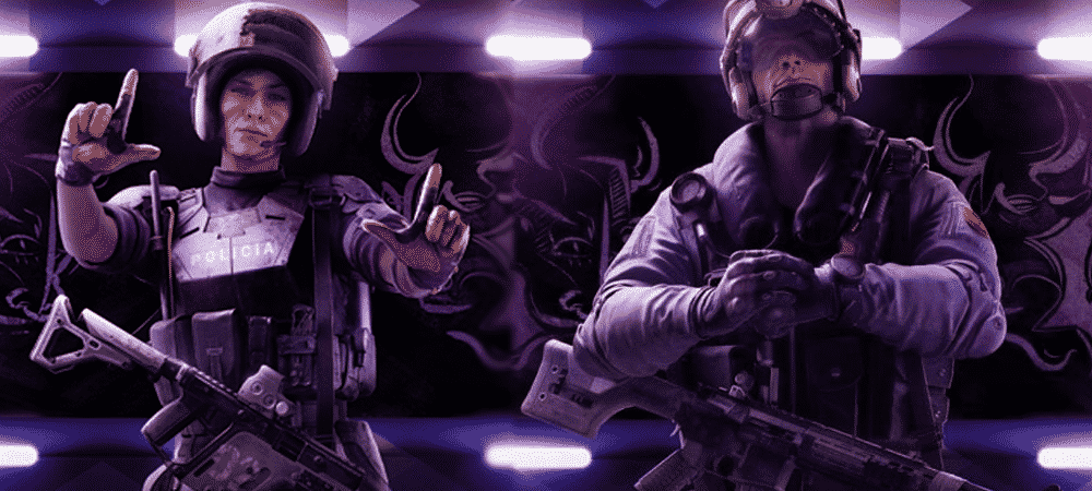 Rainbow Six Siege: gameplay, nouveautés... Toutes les annonces d'Ubisoft pour le DLC Velvet Shell