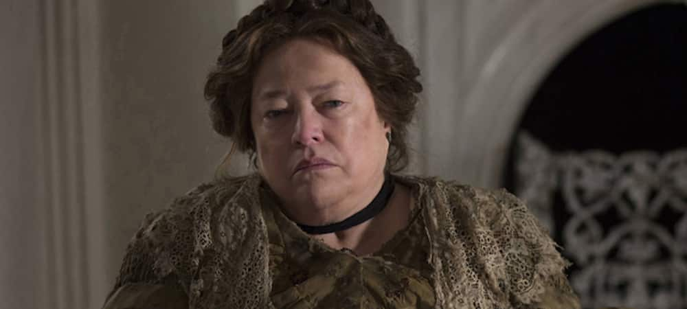 American Horror Story : un rôle clef pour Kathy Bates dans la saison 7?