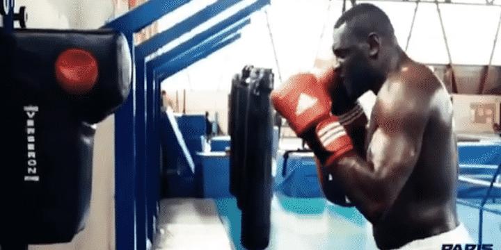 Patrice Quarteron ridiculise Booba et sa séance de boxe !