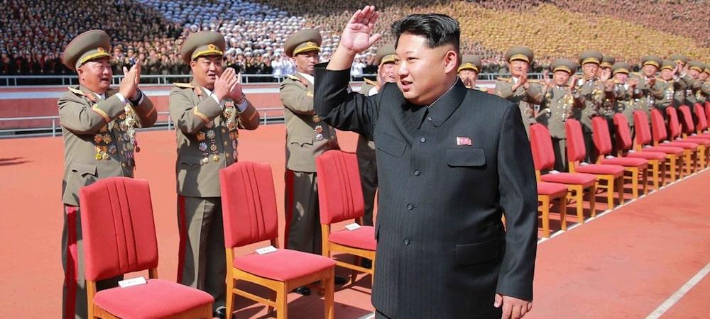 Corée du Nord: Kim Jong-Un annonce vouloir détruire les Etats-Unis