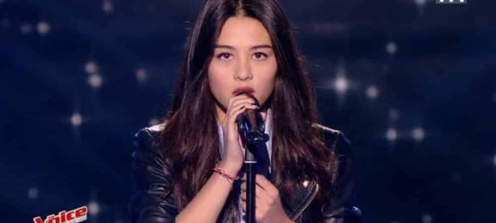 The Voice 6: Lou Maï balance, « j'aimerai être la première fille à gagner » !