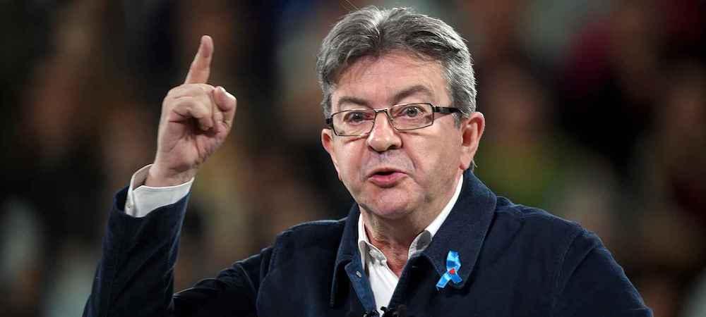 Présidentielle 2017: le sondage qui donne Mélenchon à la troisième position