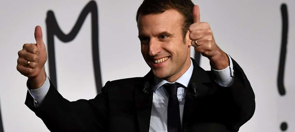 Présidentielle 2017: Emmanuel Macron et Marine Le Pen sont au second tour