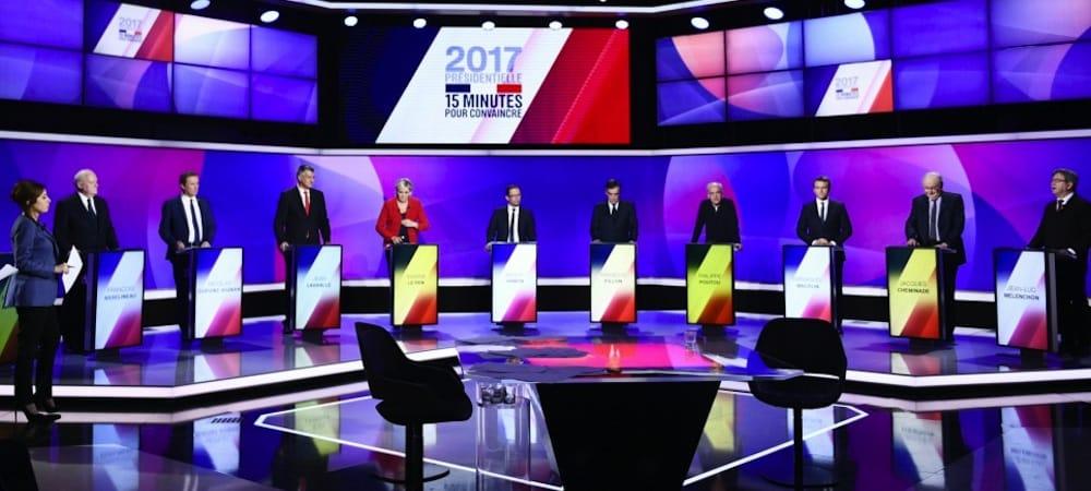Présidentielle 2017: que faut-il retenir du semi-débat de hier soir ?