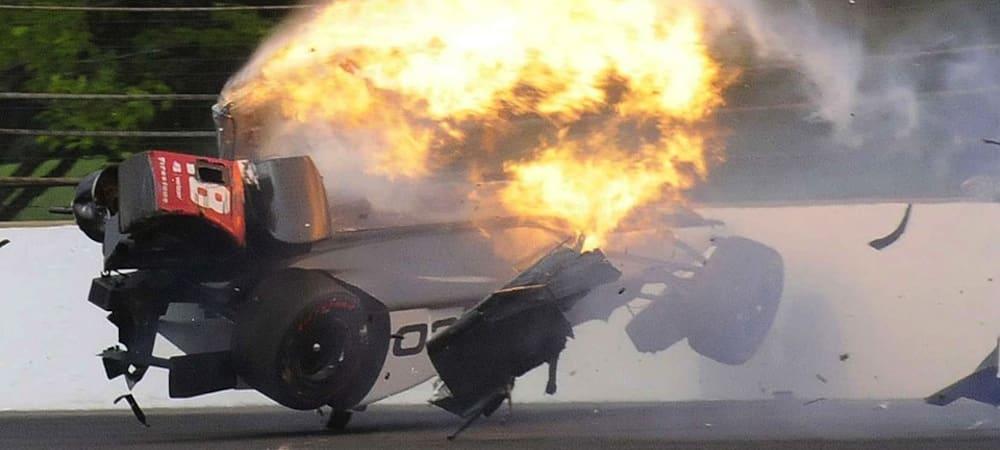 Course automobile: le Français Sebastien Bourdais est un miraculé (vidéo)
