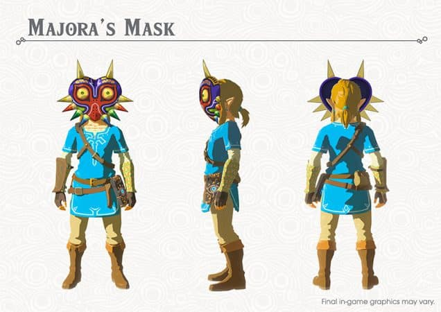 The Legend of Zelda: Nintendo dévoile le premier DLC