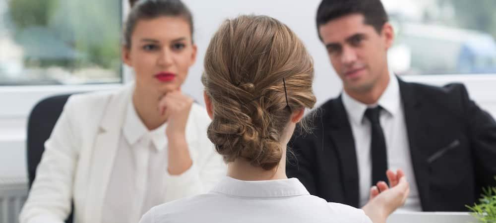 Emploi: les astuces à connaître avant un entretien d'embauche