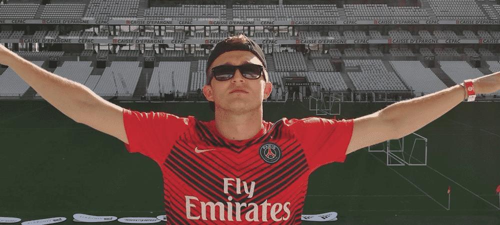 L'OM veut porter plainte contre Vald à cause d'un maillot du PSG !