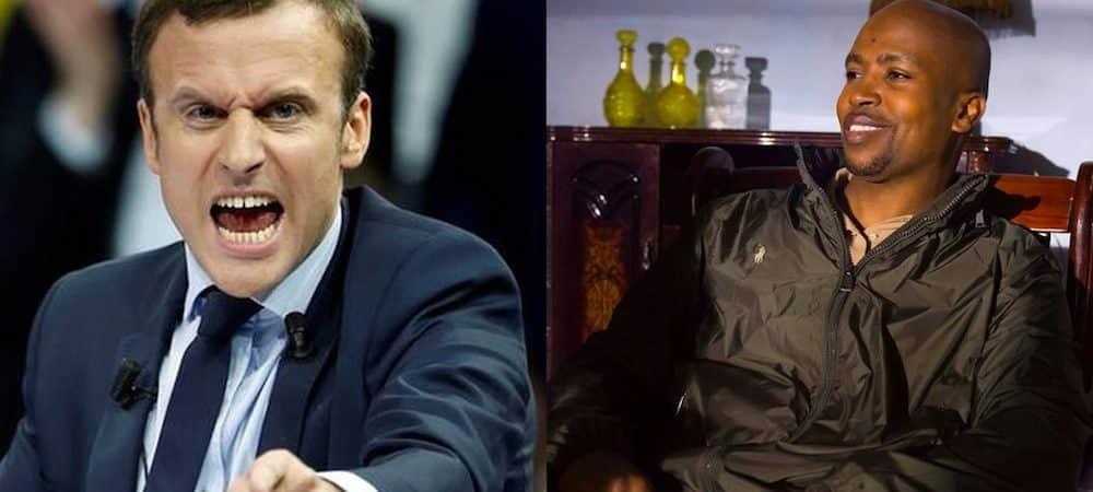 Rohff réagit longuement aux propos de Macron sur les comoriens !