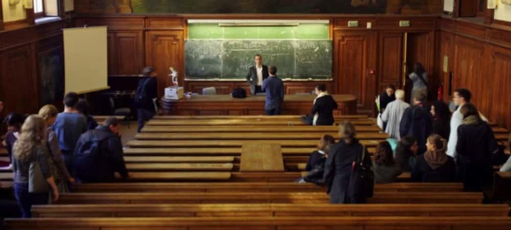 Universités: la France en très mauvais posture dans le classement QS