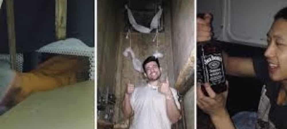 1000Prison 3 détenus filment leur évasion extraordinaire et diffusent la vidéo
