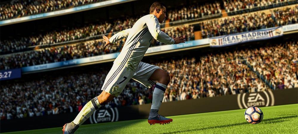 FIFA 18: Eden Hazard en feu dans la nouvelle vidéo de gameplay
