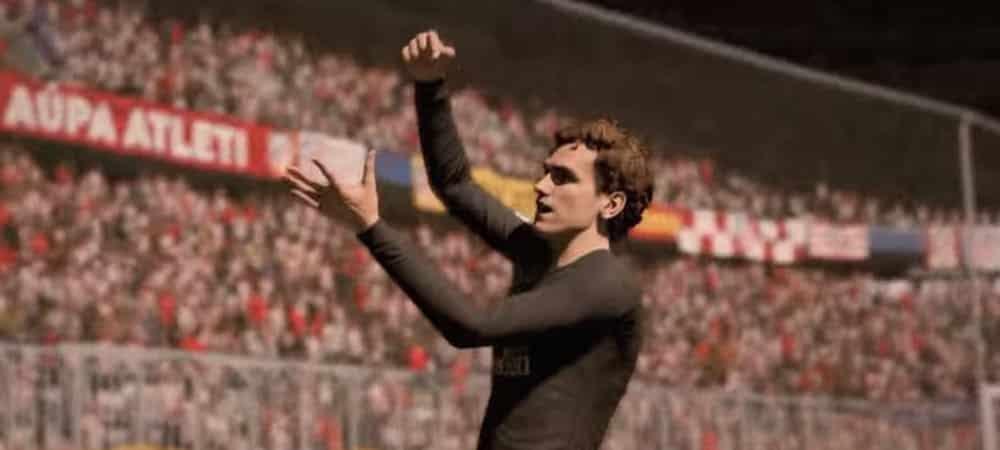 FIFA 18: Griezmann modélisé par EA Sports avec plein d'autres stars !