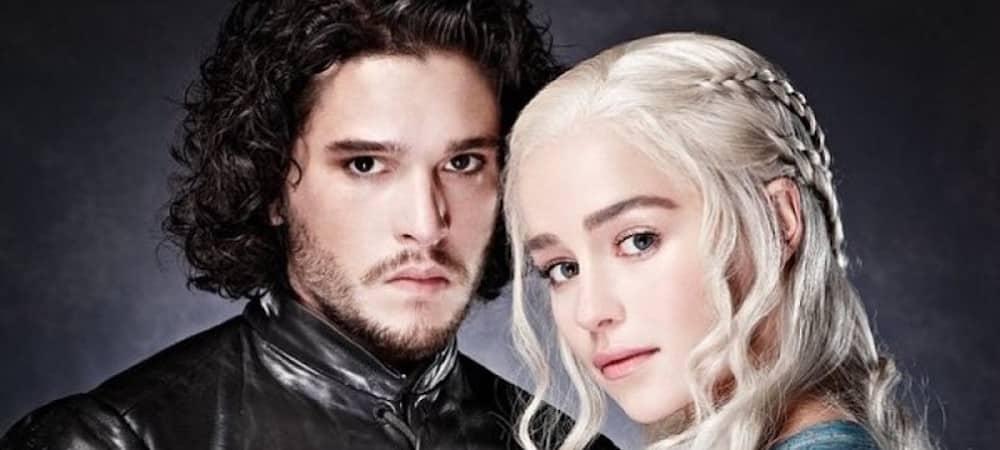 Game of Thrones saison 7: Une romance confirmée entre Jon et Daenerys ?