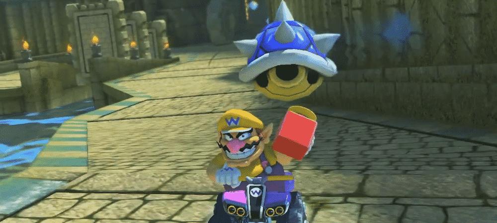 Mario Kart 8 Deluxe: 3 astuces pour bloquer la Carapace Bleue !