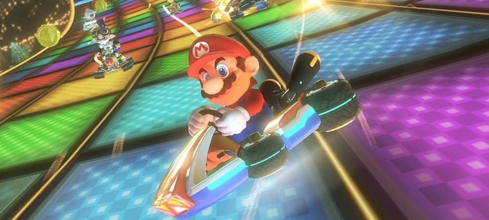 Mario Kart 8 Deluxe: 3 étapes pour bien déraper sur Nintendo Switch