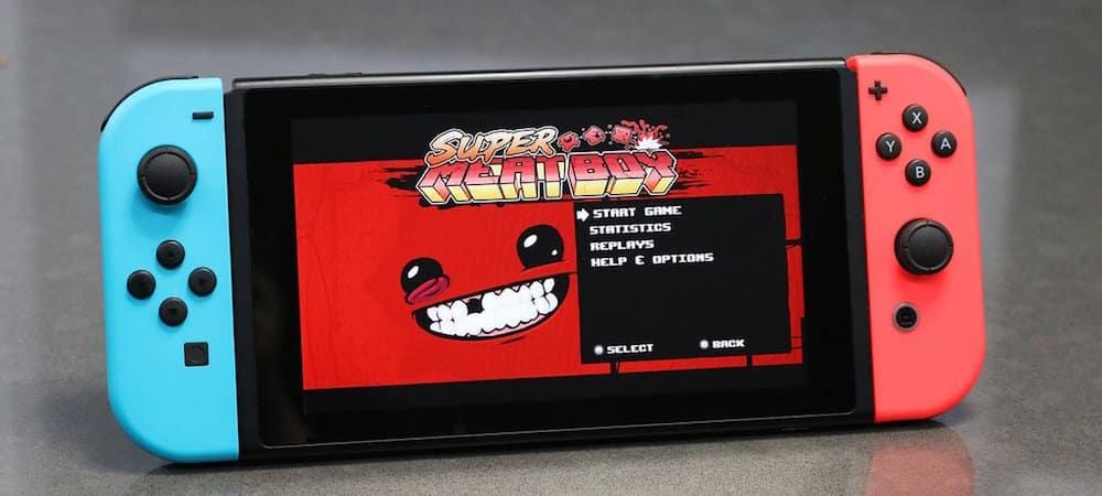 Nintendo Switch: l'insurmontable Super Meat Boy en développement !