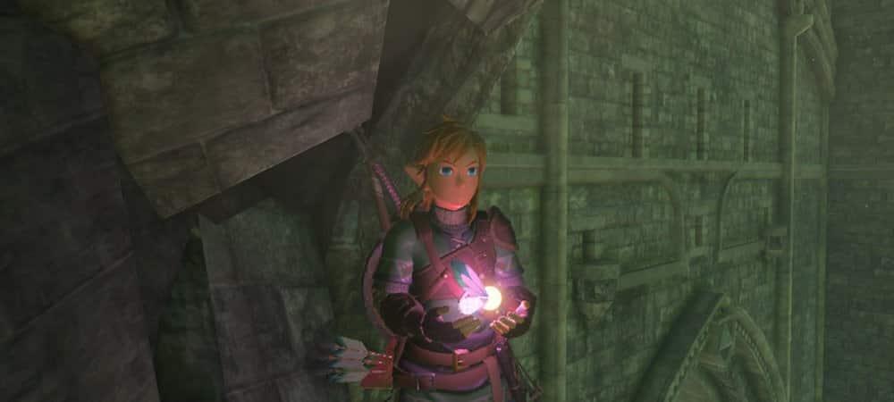 The Legend of Zelda Breath of the Wild: il est possible de se débarrasser du cel-shading grâce à ce bug !