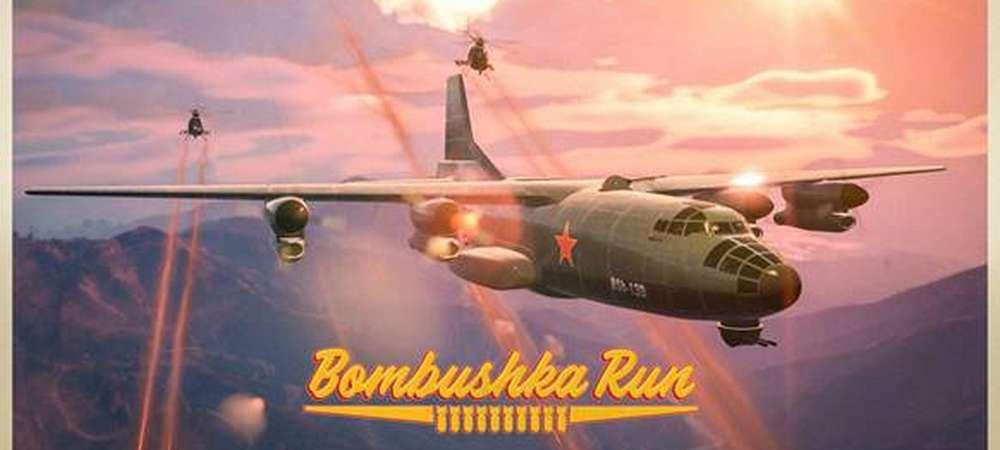 1000 GTA 5 bombardier