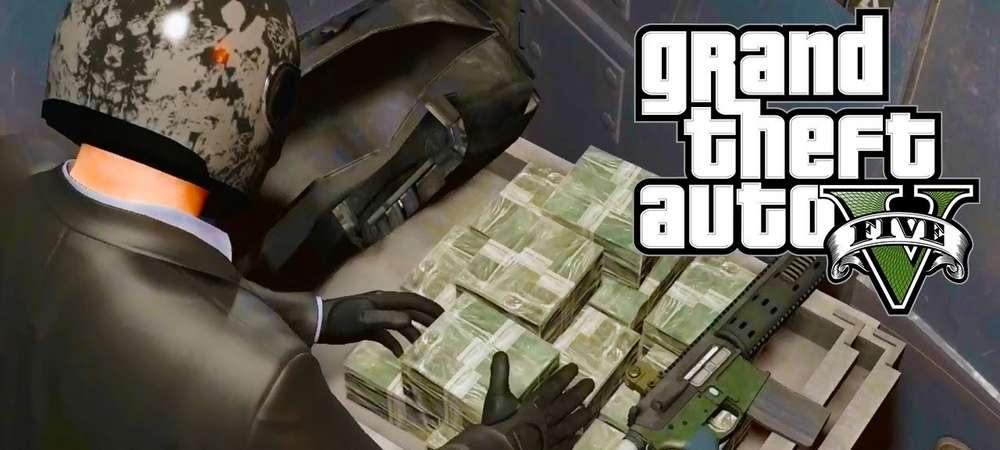 1000 GTA 5 gagner de l'argent infini