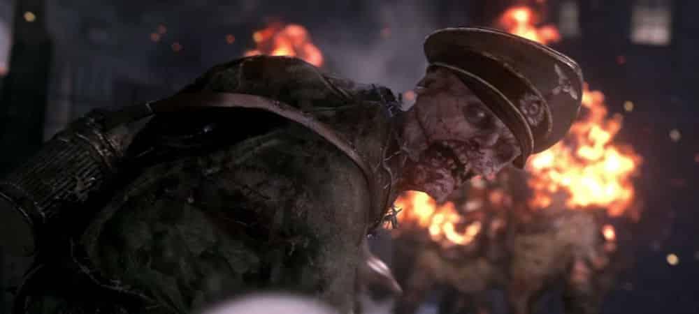 """Call of Duty WWII: """"le mode Zombies le plus terrifiant jamais créé"""""""