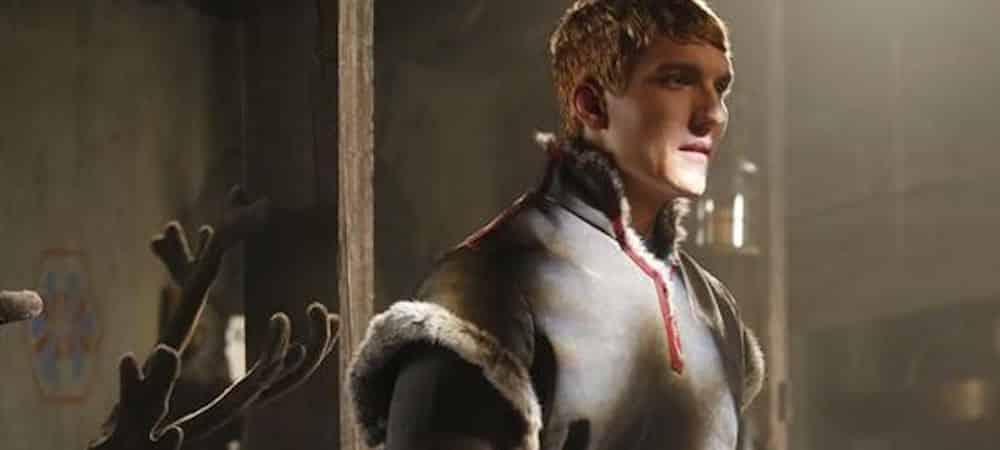 Once Upon a Time saison 7: Kristoff de la Reine des Neiges sera t-il de retour ?