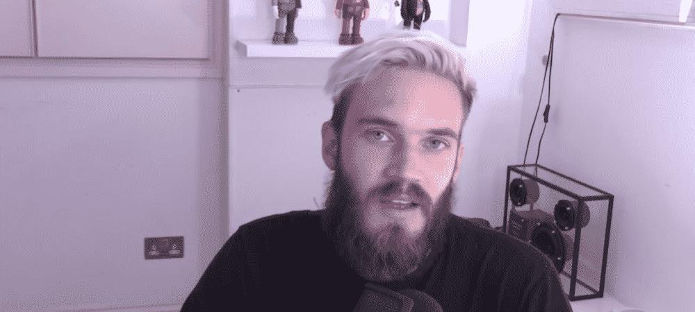 PewDiePie: le Youtuber s'excuse publiquement après ses propos racistes